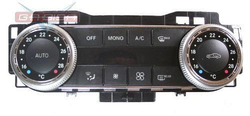 Comando Controle De Ar Condicionado Do Painel 2049009104 Mercedes C180 C200 08 09 010 011