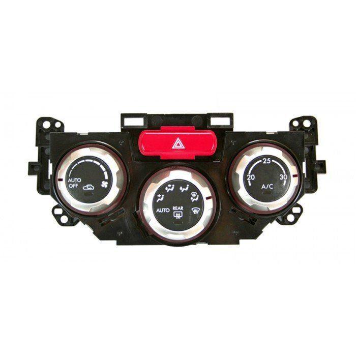 Comando Controle De Ar Condicionado Do Painel Original 72311sc080 Subaru Impreza 08 09 010 011 012 013