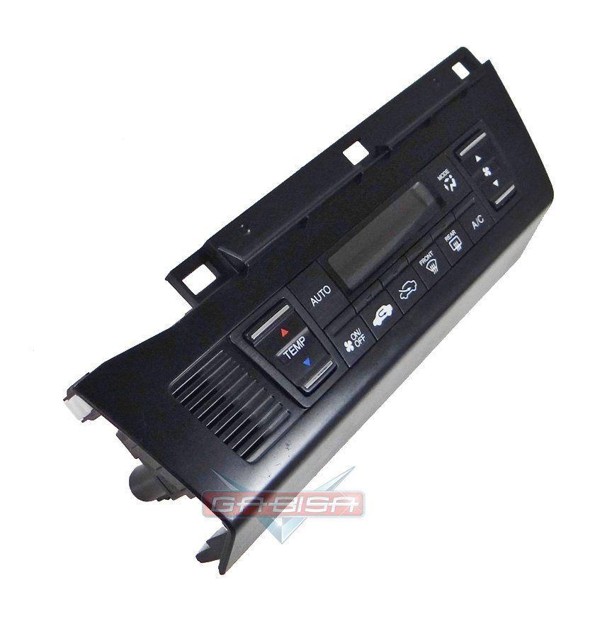 Comando Controle De Ar Condicionado Digital Do Painel Ventilador Desembaçador Direcionador Ar Quente m41nh1l Honda New Civic 013 014 015 016