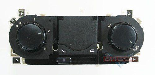 Comando Controle De Ventilador Do Painel Desembaçador 161440100 Fiat Palio Strada Siena G3 G4 03 04 05 06 07 08 09 010 011 012