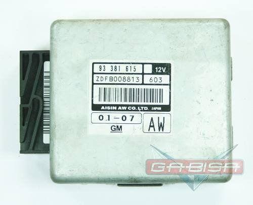 Modulo Central De Câmbio Automático Original 93381615 Gm Vectra 06 07 08 09 010 011