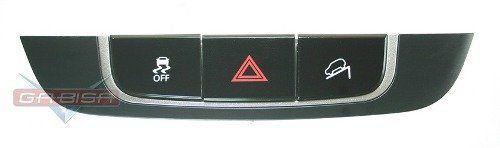 Botão D Controle Hyundai Ix35 2013 D Estabilidade E Alerta  - Gabisa Online Com Imp Exp de Peças Ltda - ME