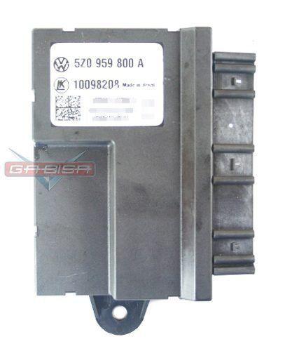 Modulo Central D Conforto 5z0959800a Original Fox Space 2014