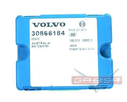 Modulo Imobilizador Anti Furto Central De Alarme 30865184 Volvo S40 V40 95 96 97 98 99 00 01 02 03 04