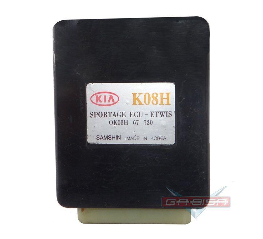 Modulo Central de Motor Ignição 0k08h67720 Kia Sportage 98 99 00 01 02 03