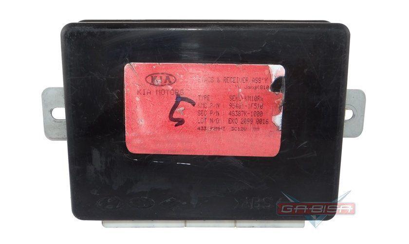 Modulo Central D Alarme Vidro Trava 954011f510 P Sportage 09