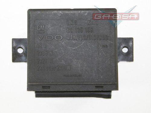 Modulo De Controle De Iluminação Do Painel VDO 09135156 Gm Omega Vectra Astra Calibra 94 95 96