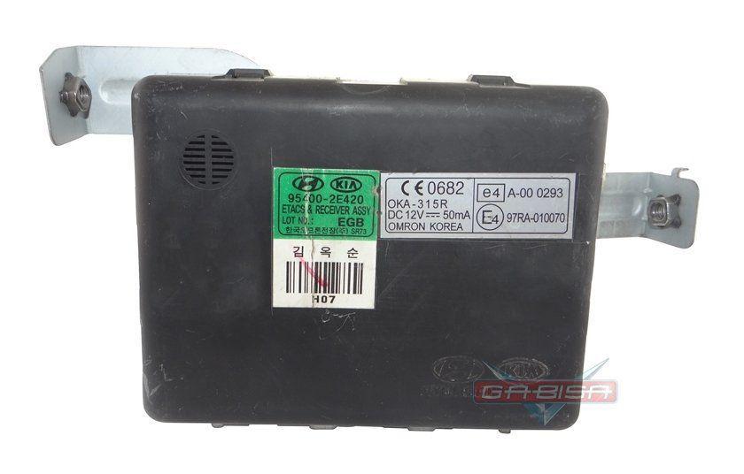 Modulo D Alarme E Conforto Cod 954002e420 P Hyundai Ix35 Tds