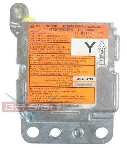 Modulo Central D Air Bag 285563ay0a P Nissan March 012 013