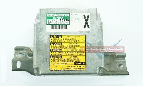 Modulo Central D Air Bag Cod 8917035130 P Toyota Hilux Sw4