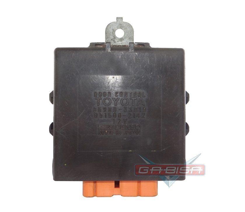 Modulo Central D Piloto Automático 8598033010 P Toyota Camry