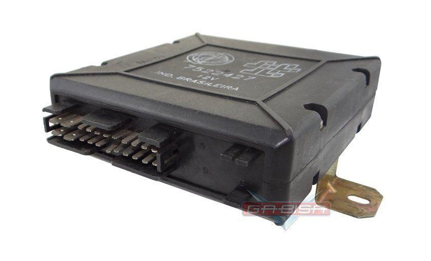 Modulo Central De Alarme Cod 7522477 P Fiat Tempra 95 Á 99