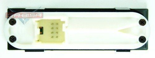 Botão Interruptor De Pisca Alerta Do Painel 6e5t13d734aew  Fusion 06 07 08 09