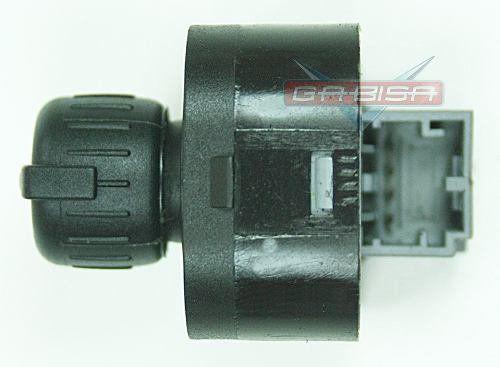 Botão Interruptor  Audi A4 01 05 De Retrovisor Elétrico  - Gabisa Online Com Imp Exp de Peças Ltda - ME