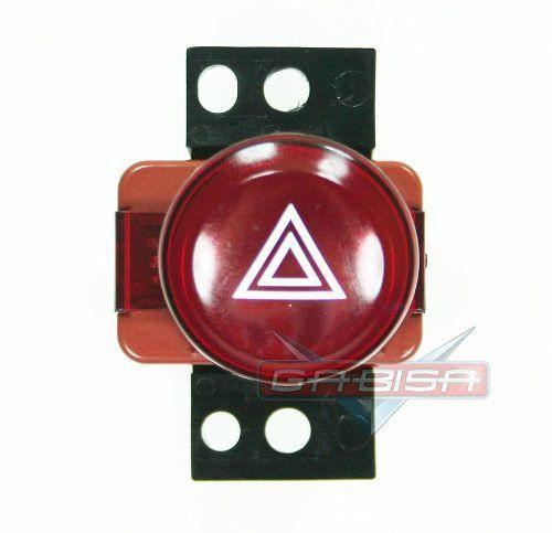 Botão Interruptor De Pisca Alerta Do Painel Honda New Civic 06 07 08 09 010 011  - Gabisa Online Com Imp Exp de Peças Ltda - ME