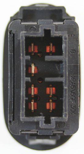 Botão De Vidro Elétrico 96605364xt Do Console Não Automatico Citroen C3 03 04 05 06 07 08 09 010 011 012  - Gabisa Online Com Imp Exp de Peças Ltda - ME