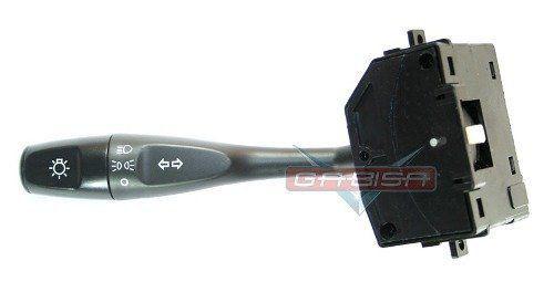 Conjunto Alavanca Braço Interruptor Chave de Seta Sinaleira Farol Lanterna Plug Preto Mitsubishi L200 Outdoor Pajero Sport 01 02 03 04 05 06