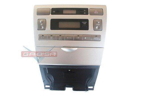 Comando Controle D Ar Condicionado Digital P Corolla 03 08 NT  - Gabisa Online Com Imp Exp de Peças Ltda - ME