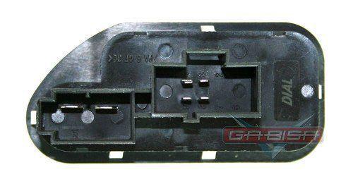 Botão Interruptor Ford Fiesta E Ecosport D Vidro Duplo
