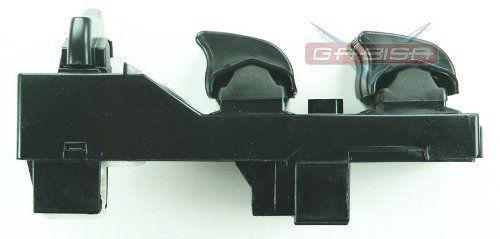 Conjunto Botão Interruptor de Vidro Elétrico Porta Esquerda Motorista Honda Civic 96 97 98 99 00