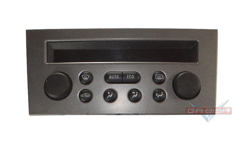 Comando Ar Condicionado Digital 2 Plug Grafite 093382924 Vectra 06 07 08 09  - Gabisa Online Com Imp Exp de Peças Ltda - ME