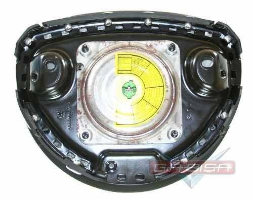 Bolsa Air Bag do Volante Motorista 94700794 Gm Agile e Montana G2 011 012 013