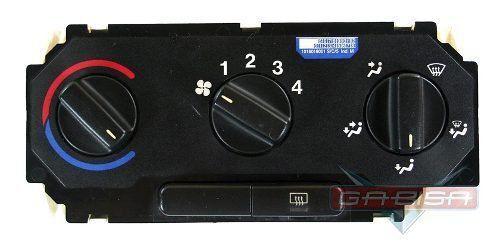 Comando Controle D Ar Quente Sem Recir Gm Astra 99 01