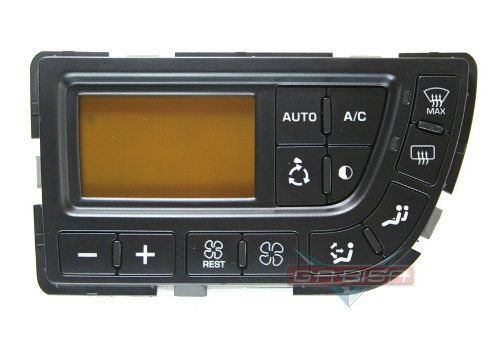 Comando Controle Ar Condicionado Digital Citroen Grand C4 08 012
