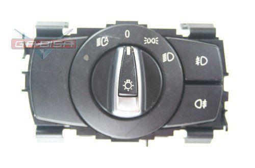 Botão D Farol Bmw 320 06 010 Milha Neblina Det Fosco Painel