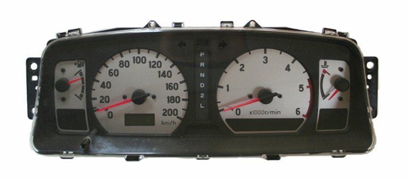 Painel D Instrumentos Fund Branc Pajero Sport 99 06 Diesel