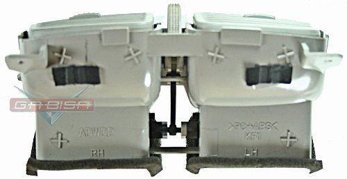Difusor De Ar Traseiro Do Console P Hyundai Azera 08 Á 011