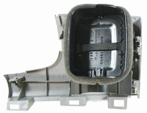 Difusor De Ar Lateral Esquerdo D  Painel P Corolla 09 Á 2012