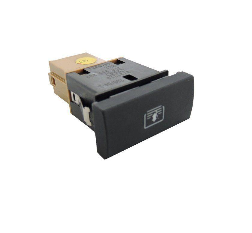 Botão Interruptor De Recolhimento Da Cortina Do Teto Solar 4F0959903 Audi A6 04 05 06 07 08 09 010 011