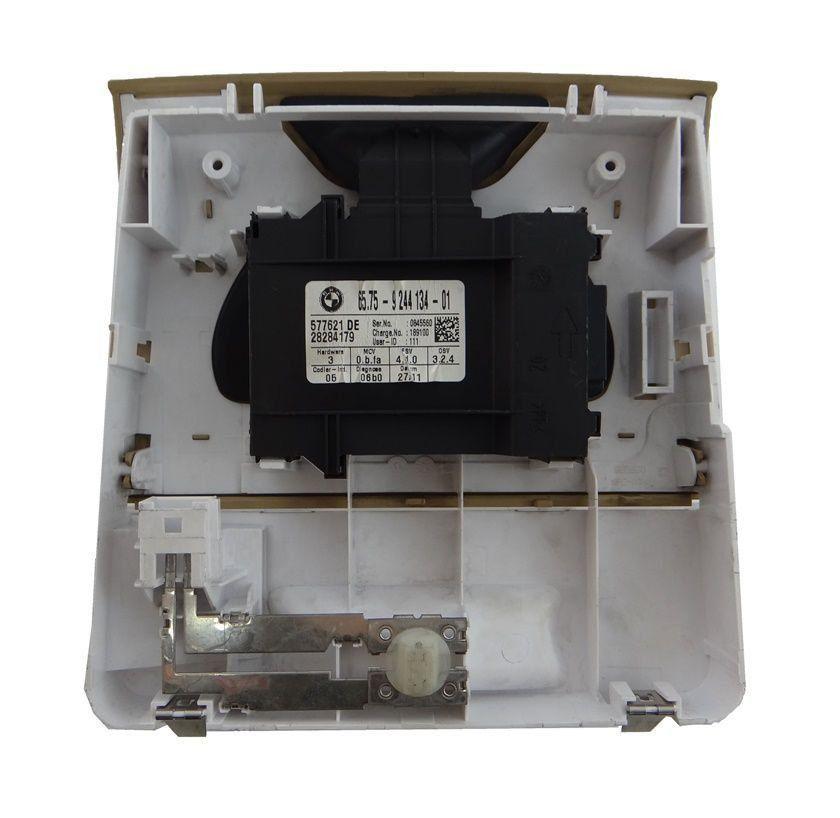 Console Traseiro Luz De Teto Caramelo Original Bmw X1 010 013 920163801