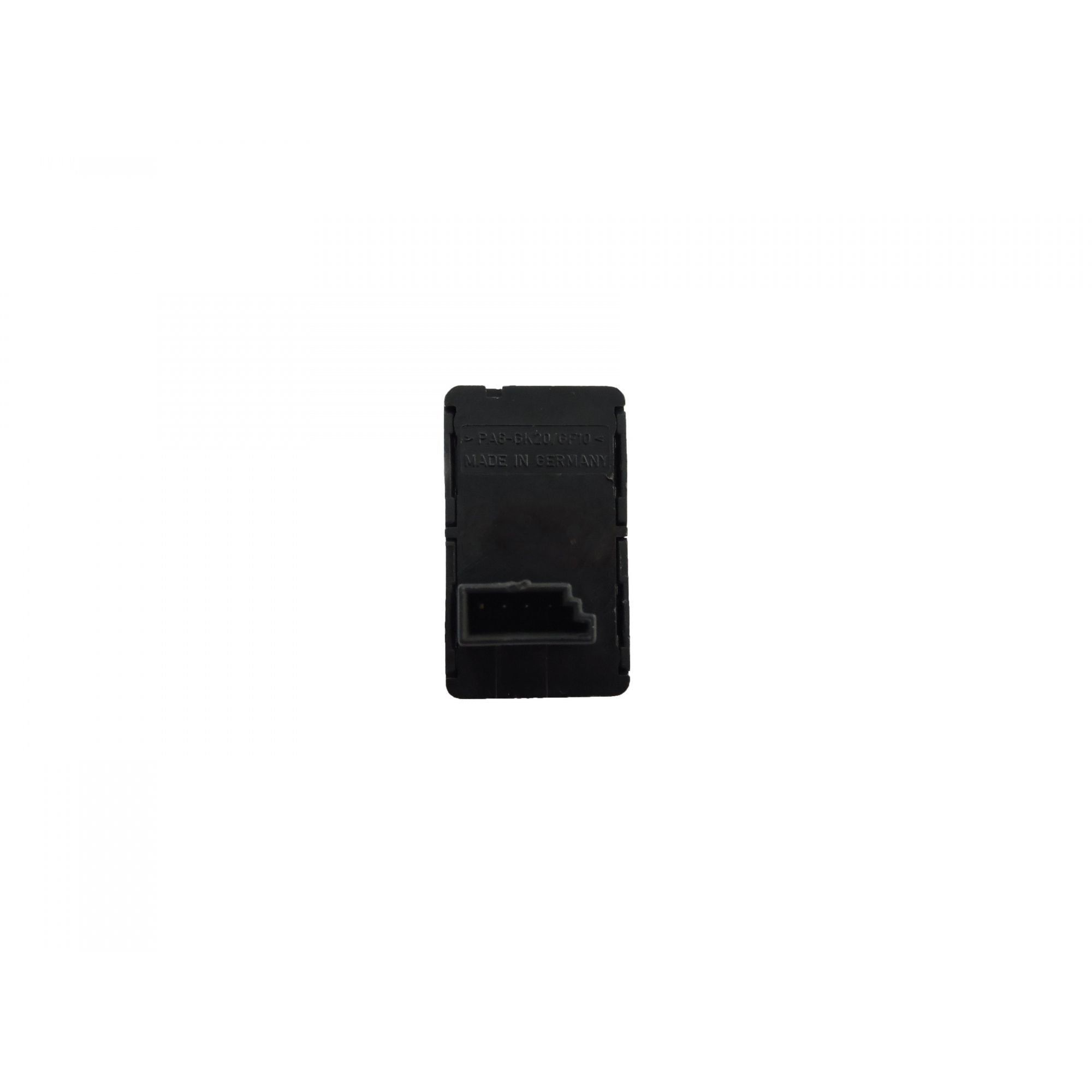 Botão Interruptor de Vidro Elétrico Traseiro 6922244 Bmw Serie 5 E60 E61 01 02 03 04 05 06 07 08 09 010