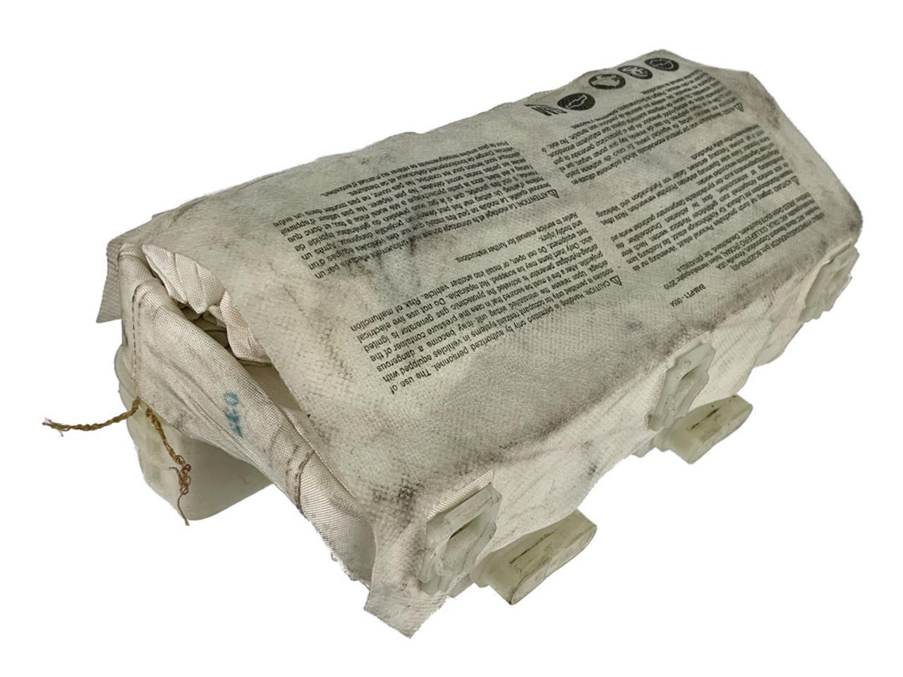 Bolsa Inflável Air Bag do Painel Direito Passageiro 13168095 Gm Vectra 06 07 08 09 010 011 012