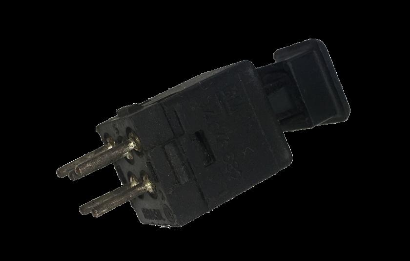 Botão de Controle Comando Do Retrovisor Elétrico 94646682 Gm Monza Opala Caravan 87 88 89 90 91 92