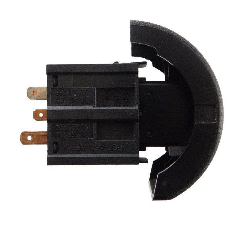Botão Interruptor De Pisca Alerta Do Painel Luz de Alarme 4 pinos Sem Led Gm Astra 99 00 01 02 03 04 05 06 07 08 09 010 011