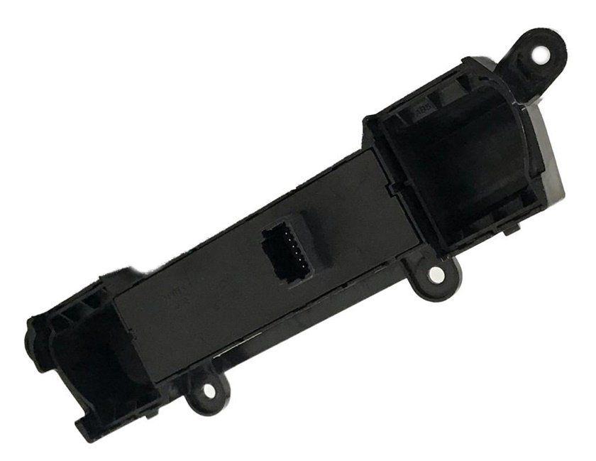 Botão Interruptor de Desembaçador Traseiro e Pisca Alerta do Painel 252900986r Renault Kwid 017 018 019 020