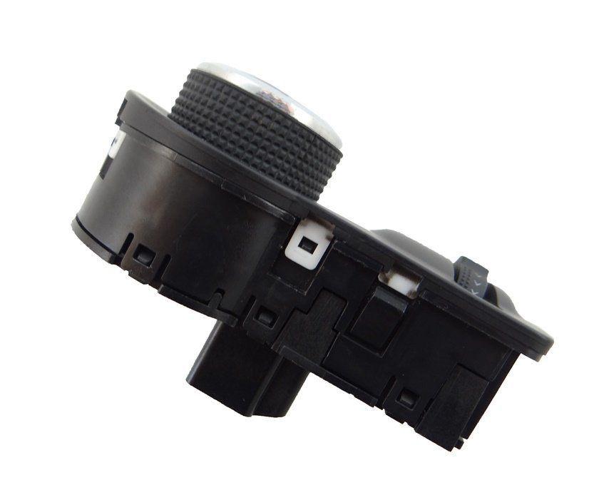Botão Interruptor de Lanterna Farol Reostato Regulagem de Luz Iluminação do Painel 12 Pinos 95291935 10009648 Gm Onix Prisma 013 014