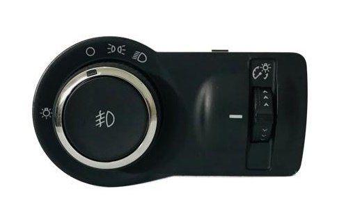 Botão Interruptor De Lanterna Farol Milha Reostato Luz do Painel 52098292 Gm Onix Cobalt Spin Prisma 015 016 017