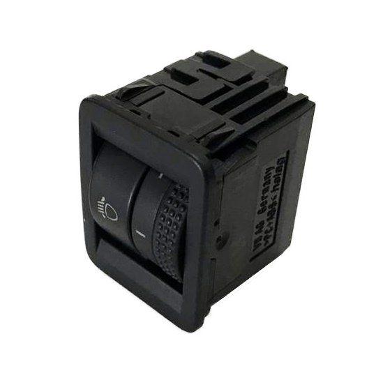 Botão do Painel Interruptor de Regulagem de Altura do Farol 5g0941333b Vw Golf 012 013 014 015 016 017 018 019 020