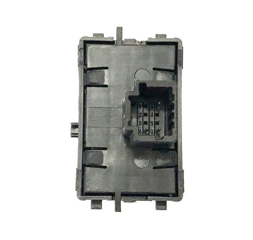 Botão De Trava dos Vidros 254296532R Renault Captur 017 018 019