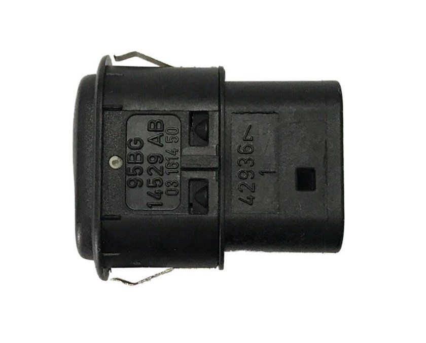 Botão Interruptor de Vidro Elétrico 95bg14529ab Ford Fiesta 04 05 06 07 08