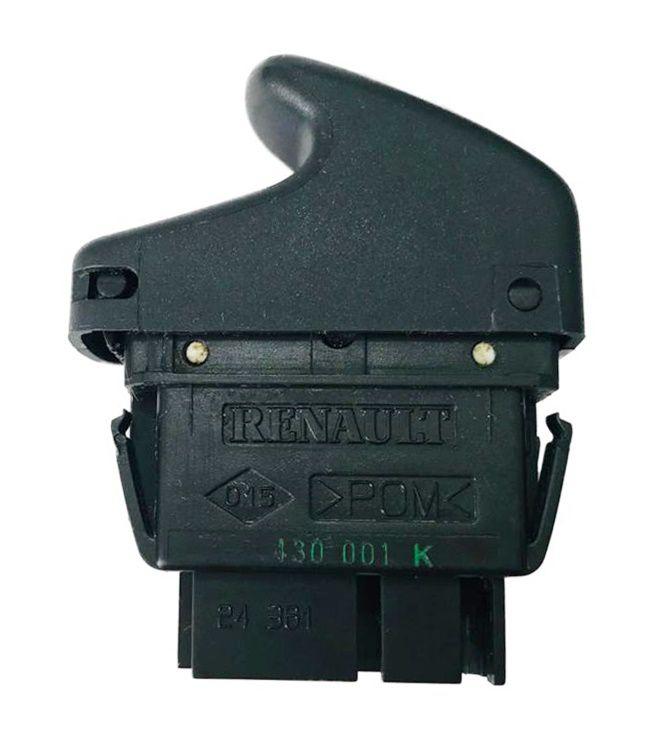 Botão Interruptor De Vidro Elétrico 430001k Renault Megane Scenic 96 97 98 99 00 01 02