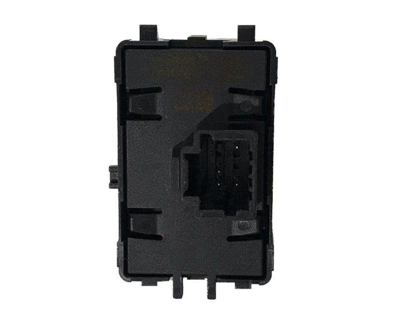 Botão de Vidro Elétrico Simples 254219575r Renault Captur 017 018 019