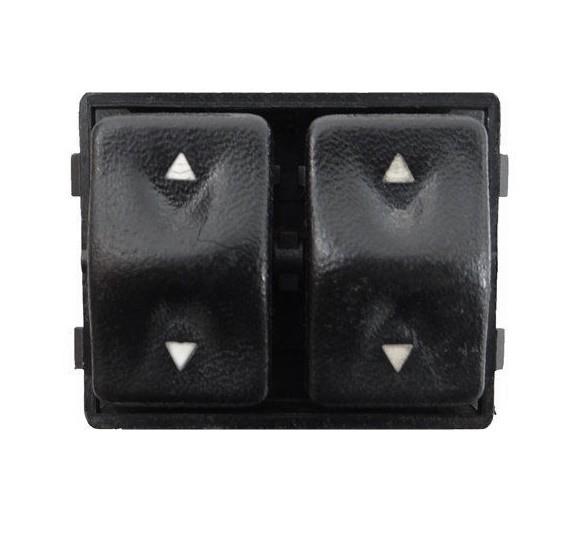 Botão do Console Interruptor De Vidro Elétrico Traseiro Fiat Tempra 94 95 96 97 98 99