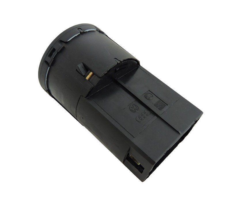 Botão Interruptor de Farol do Painel 5U0941531T Vw Gol Voyage Saveiro G6 014 015 016