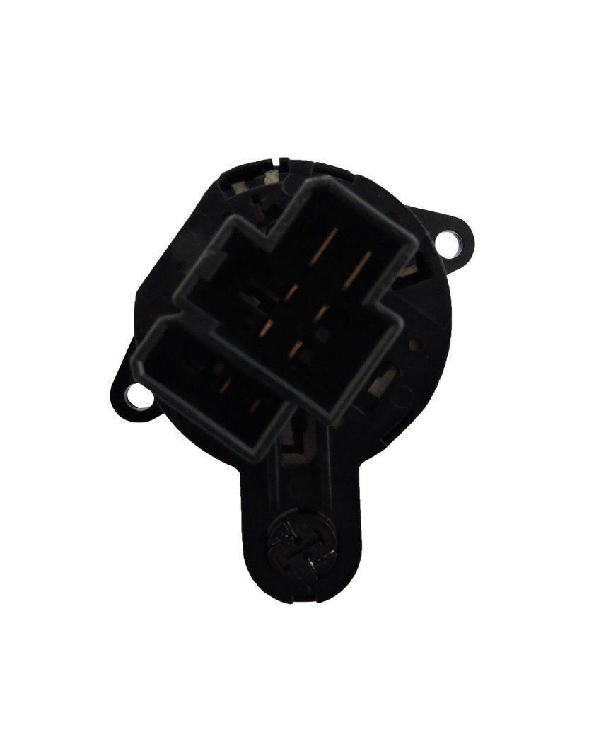 Botão Interruptor D Farol F87B11654AA Ford Ranger 05 09