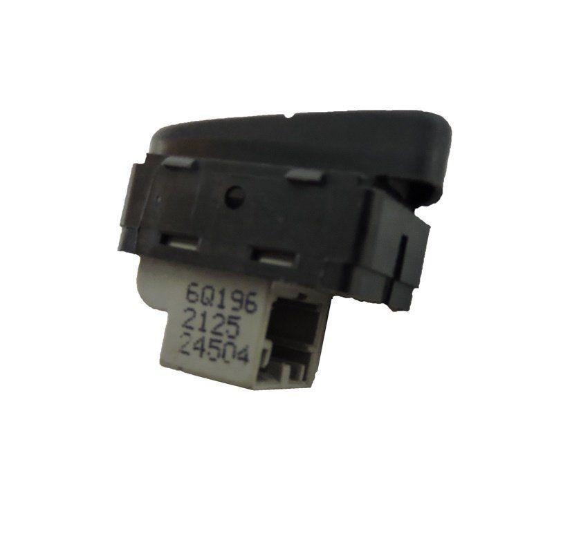 Botão Interruptor De Trava Elétrica De Portas Motorista 6q1962125 Vw Polo 03 04 05 06 07 08 09 010 011 012 013 014 015 016